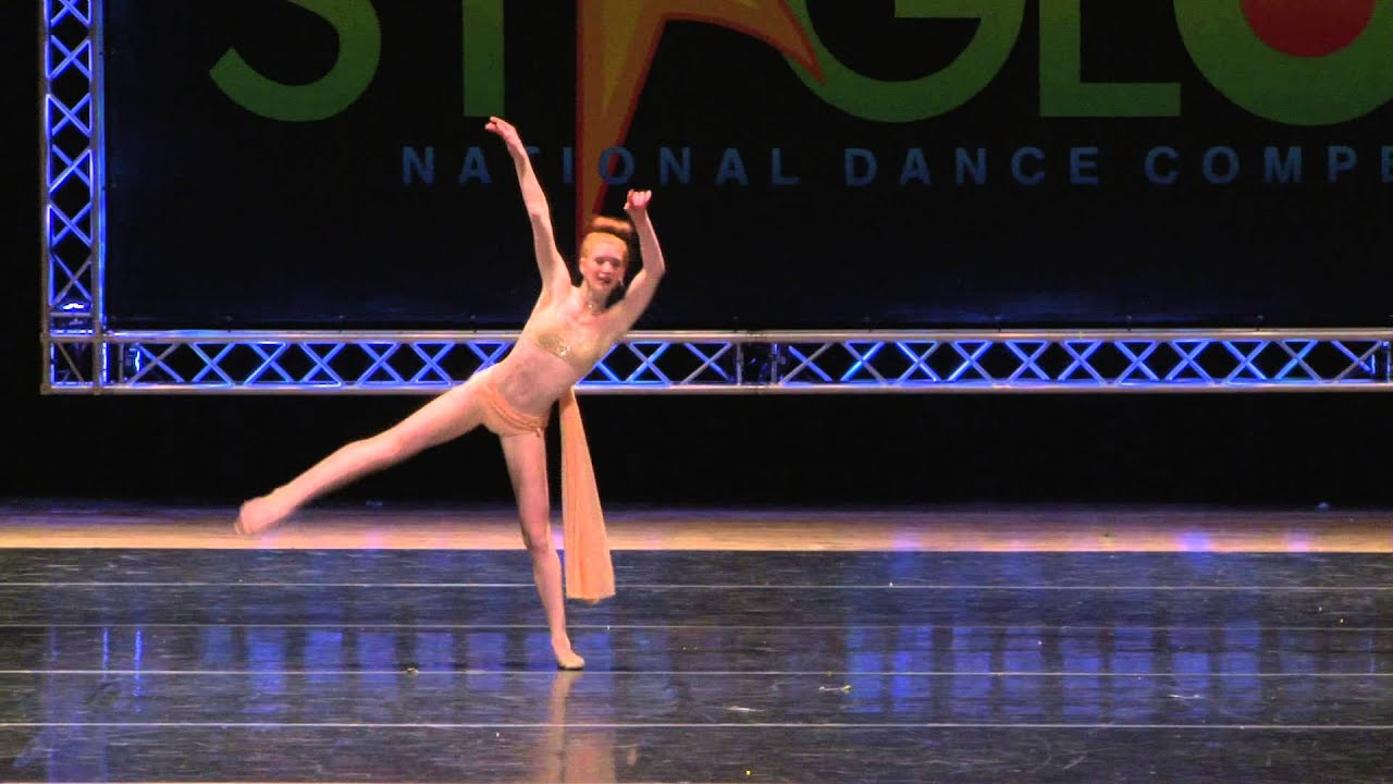 2015 Knoxville Teen Solo Level 3 Winner Blank Page