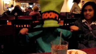 Goofy kiddo