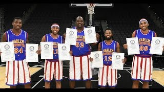 Harlem Globetrotters Set 9 Guinness World Records!