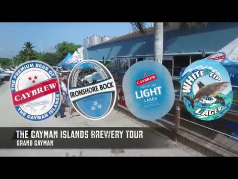 Where The Magic Happens | Cayman Islands Brewery | Grand Cayman HD