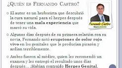 Vive sin Herpes de Fernando Castro, funciona o es una farsa?