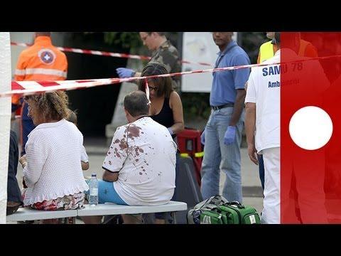 Fatal train crash kills seven south of Paris