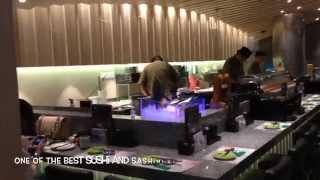 Itacho Sushi Ion Orchard Singapore Best Sushi Sashimi by HourPhilippines.com