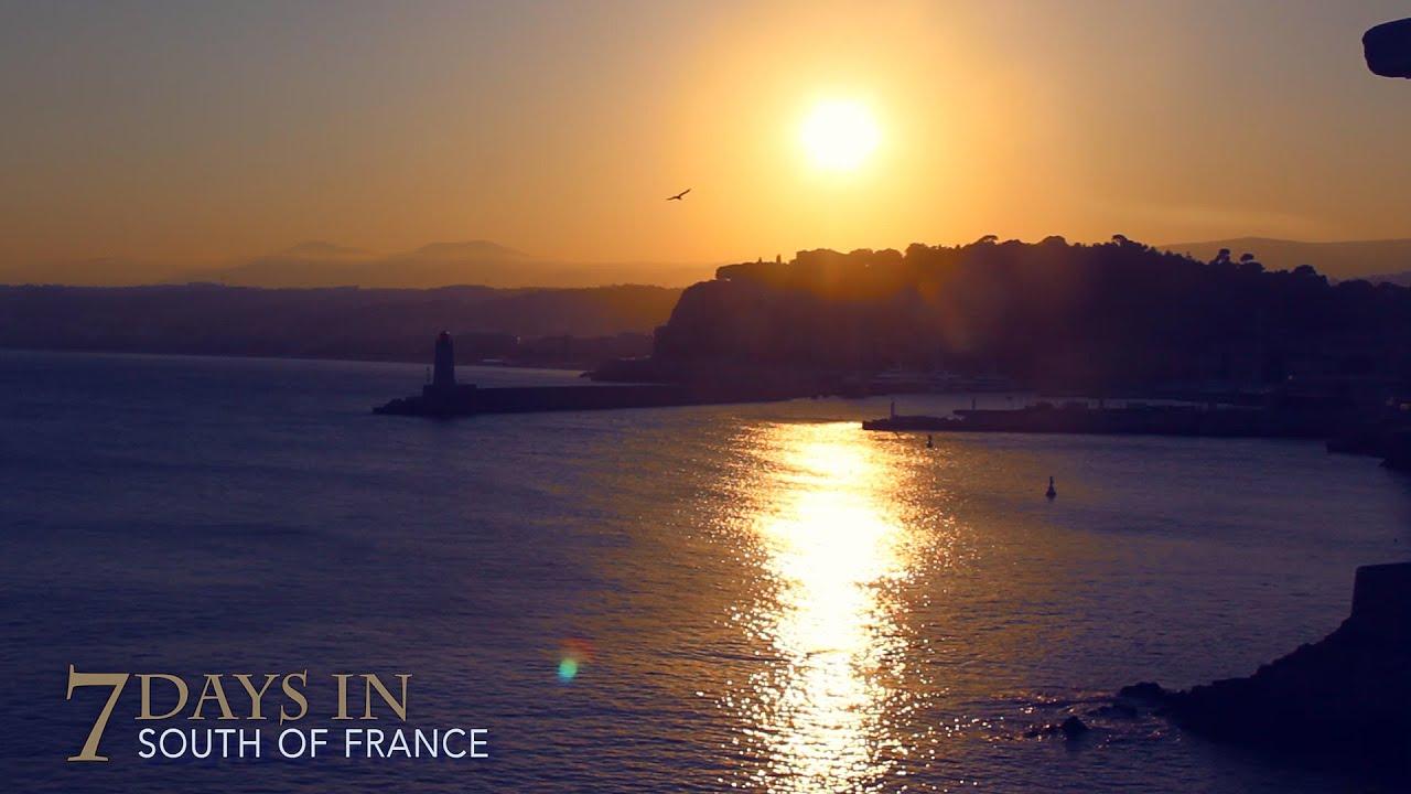 سبعة أيام في نيس وموناكو Seven days in Nice & Monaco