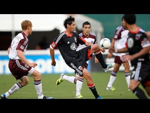 Highlights: DC United vs Colorado Rapids, MLS May 16th, 2012