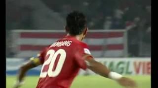 Indonesia vs Thailand 2 1 AFF Suzuki Cup 2010