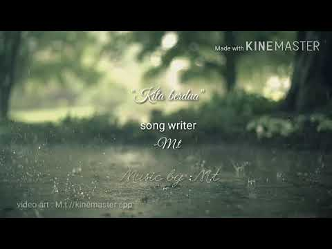 Kisah kita berdua song by Michael theo another title song about zha