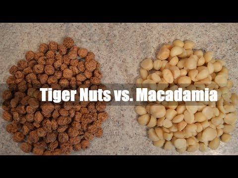 Why Do Tiger Nuts Beat Macadamia Nuts?: Culinary Questions with Kimberly