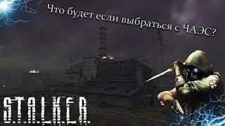s.T.A.L.K.E.R - Тень Чернобыля  Что будет если выбраться с ЧАЭС?