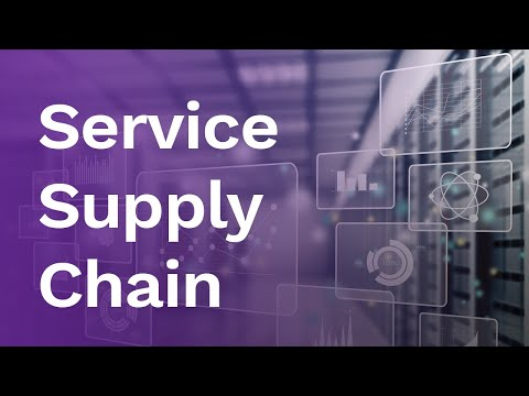 Reinvent the way you manage your Service Supply Chain