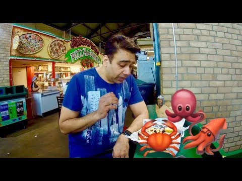 Best Seafood In Toronto | St. Lawrence Market | Buster's Seacove