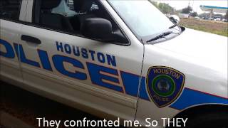 Open Carrying - Corrupt Cop Caught Red Handed Trying to Delete Footage!