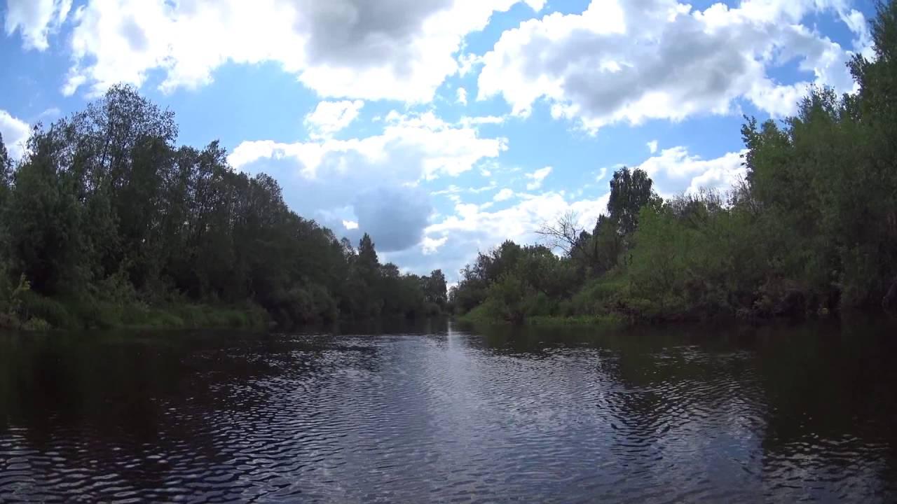Сущево — Вербилки (сплав по реке Дубна)