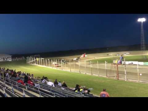 Street Stock Feature- August 27, 2016