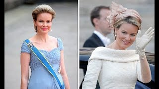 Queen Mathilde of Belgium in pictures: A look back at the Belgian queen's life on her 45th birthday