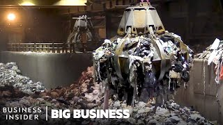 What Happens To NYCs 3.2 Million Tons Of Trash | Big Business