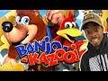Nigel's Nostalgia   Banjo Kazooie