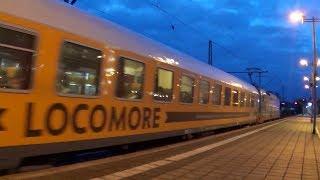 LOCOMORE   FLIXBUS   LEO Express   1819 nach Stuttgart Hbf (BR 182/