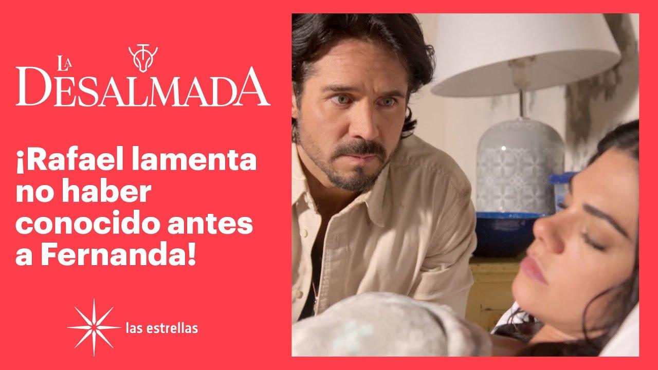 Download La Desalmada: ¡Rafael confiesa que Fernanda es maravillosa! | C- 13 | Las Estrellas