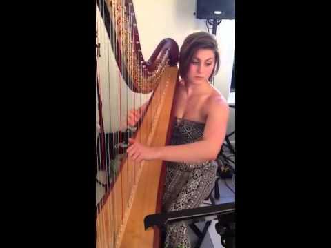 Michelle Rose Tucker (Harpist)