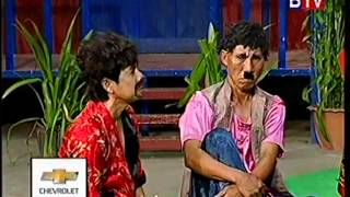 Khmer Comedy  Ney Krem On Bayon Tv Part1