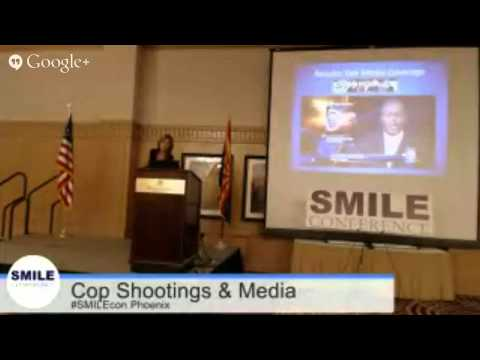 #SMILECon Managing the Traditional Media via Social Media During an Officer-Involved Shooting