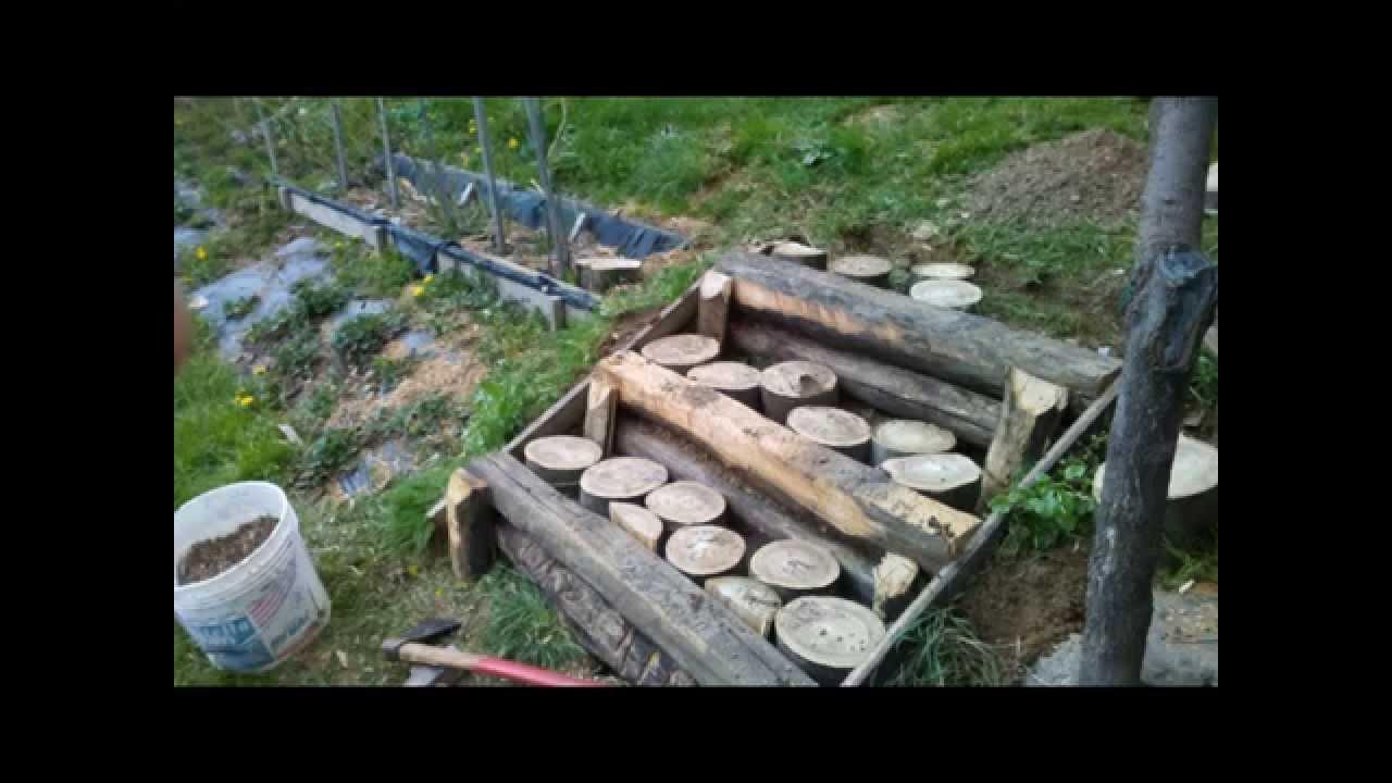 Scalinata in castagno youtube - Scale per giardini ...