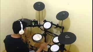 Video J - Rock's - Lepaskan diriku ( Drum cover ) download MP3, 3GP, MP4, WEBM, AVI, FLV Oktober 2017