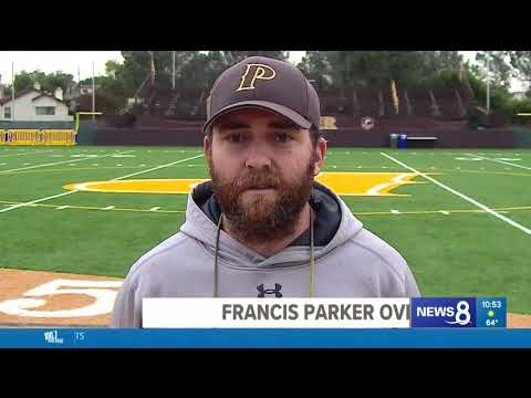Francis Parker School Football CIF Championship News Coverage