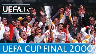2000 UEFA Cup final highlights - Galatasaray-Arsenal