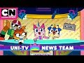 Unikitty | Uni-TV News Team | Cartoon Network