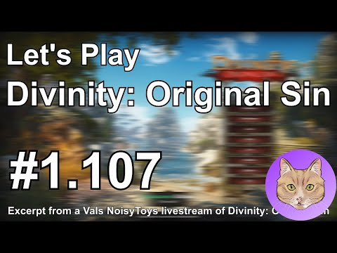 Divinity: Original Sin Livestream: Into The Mine :: 1.107