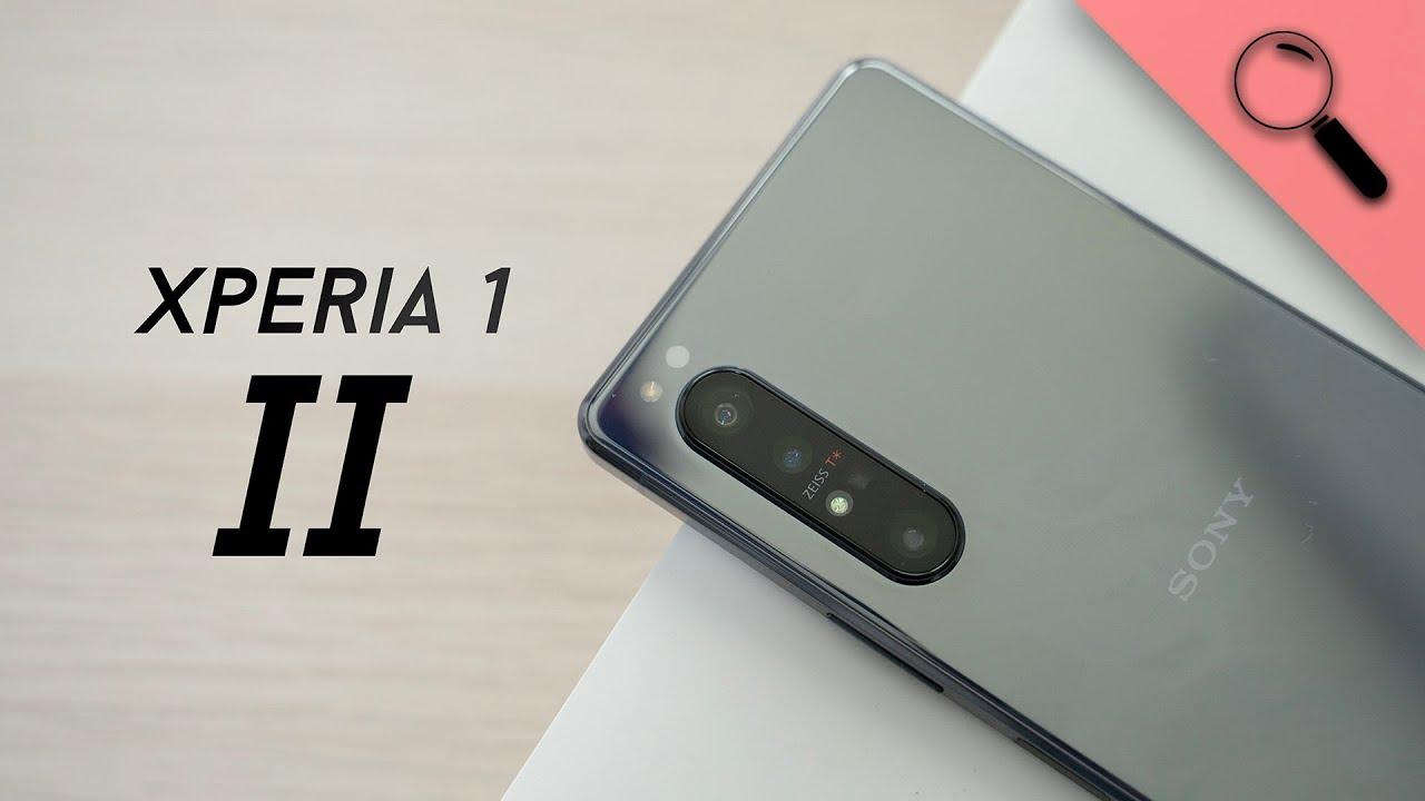Mennyire jó a Sony legjobbja?   Xperia 1 II teszt
