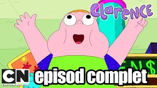 Clarence | Magia banilor | Cartoon Network