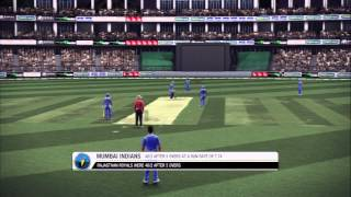 Don Bradman Cricket 2014 T20 Rajasthan Royal vs Mumbai Indians
