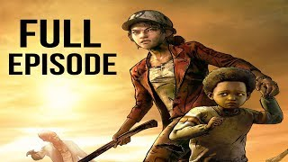 The Walking Dead Season 4 EPISODE 1 Gameplay Walkthrough Part 1