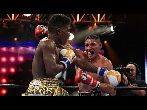 Erickson Lubin vs Orlando Lora: Highlights - September 18, 2015 - PBC on Bounce