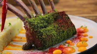 Каре барашка | Ресторанная Кухня
