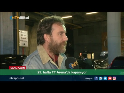 CANLI - Galatasaray'ın konuğu Antalyaspor
