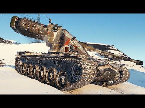 Kranvagn - RISKRUNNER - World Of Tanks Gameplay