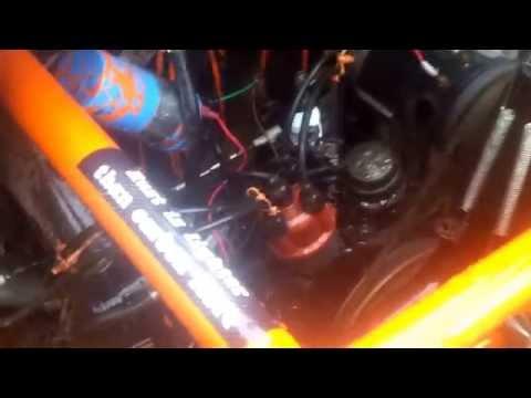 Baja bug engine electrics waterproofing