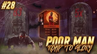 omg i pack a scream player and 5 walk outs poor man rtg 28 fifa 18 ultimate team