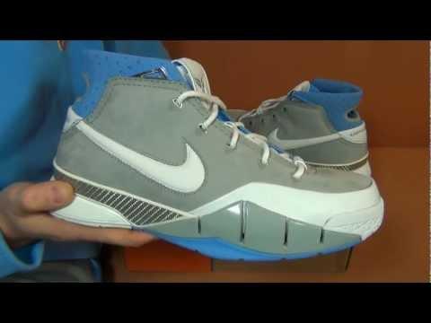 Презентация Nike Zoom Kobe I - от SoleFinder.ru