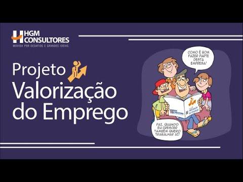 Projeto Valorização do Emprego