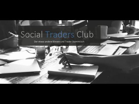 Social Traders Club - Börsen- und Trader Stammtisch 31.10.15 Berlin