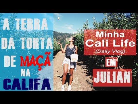 ROAD TRIP NA CALIFÓRNIA Pra Julian!