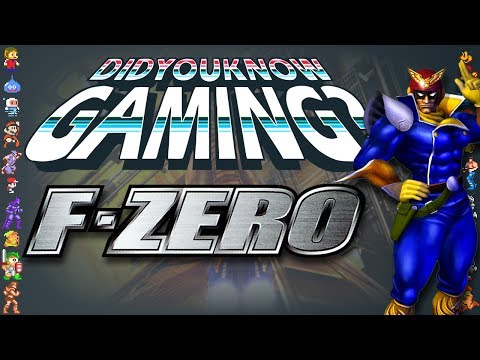 F-Zero - Did You Know Gaming? Feat. Smooth McGroove