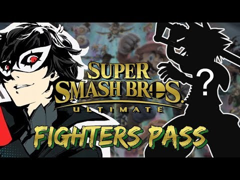 JOKER IS IN! WHO'S NEXT? - Fighters Pass Speculation - Super Smash Bros Ultimate thumbnail