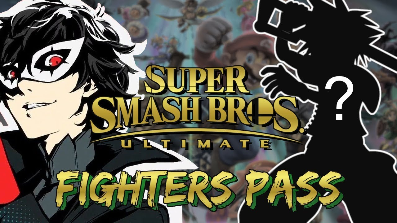JOKER IS IN! WHO'S NEXT? - Fighters Pass Speculation - Super Smash Bros  Ultimate