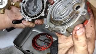 Газовий редуктор AC STAG R02 заміна ремкомплекта.